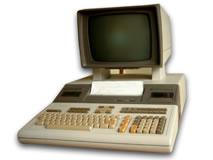 Comparison HP 9845 vs. Apple II and Commodore PET 2001