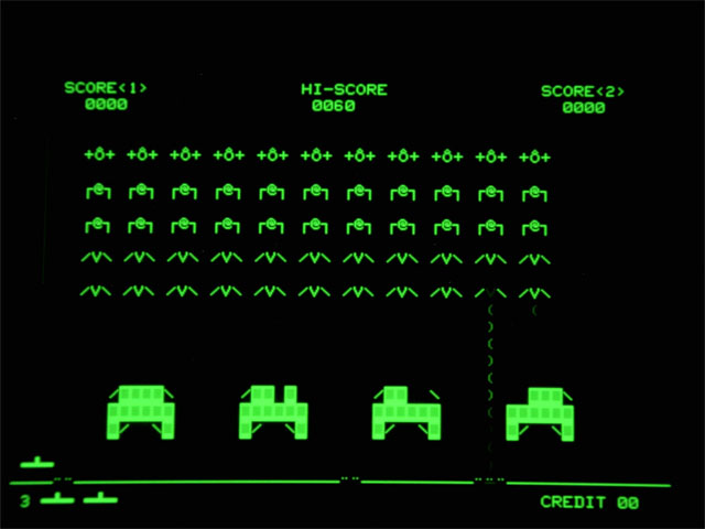 original space invaders